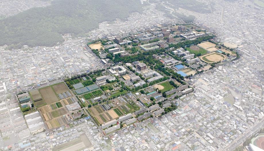 岡山大学 津島キャンパス