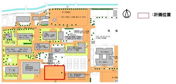 岡山大学 対馬キャンパス MAP