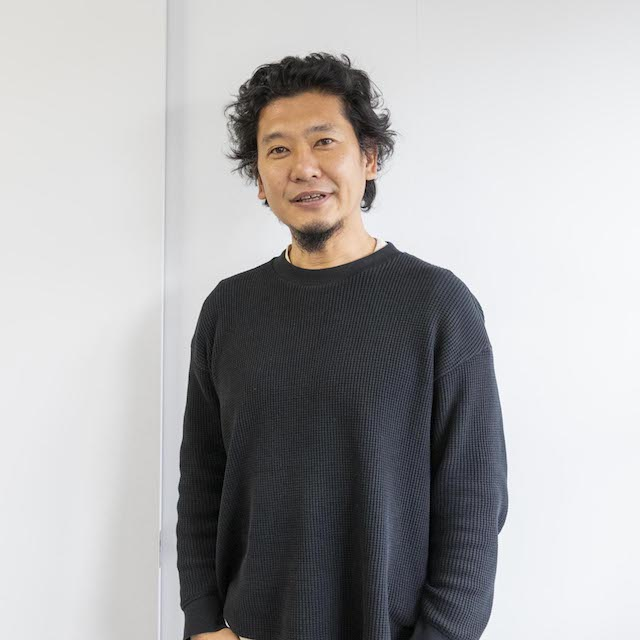 原田真宏氏 近影