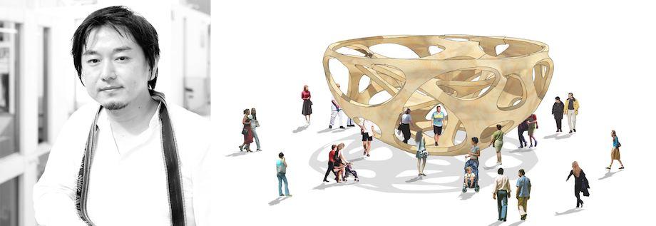 「パビリオン・トウキョウ2021」Global Bowl プロジェクト案