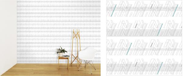 壁紙ブランド「WhO(フー)」雪浦聖子デザイン