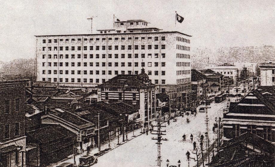 京都市下京区 旧丸紅ビル