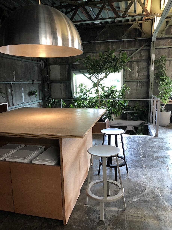 清澄白河〈TOKYOBIKE TOKYO(トーキョーバイクトーキョー)〉オフィス