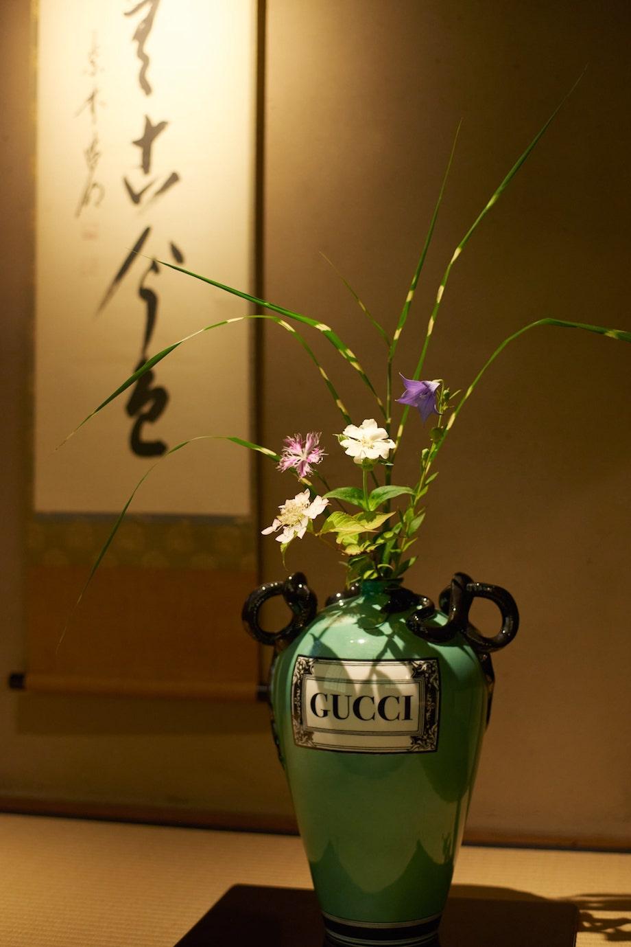 グッチ100th「Gucci Bamboo House」