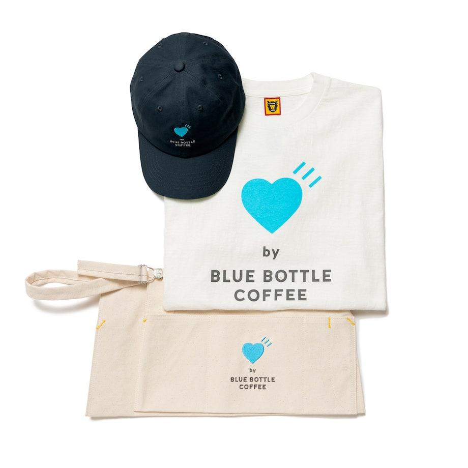 ブルーボトルコーヒー(Blue Bottle Coffee)×ヒューマンメイド(HUMAN MADE)