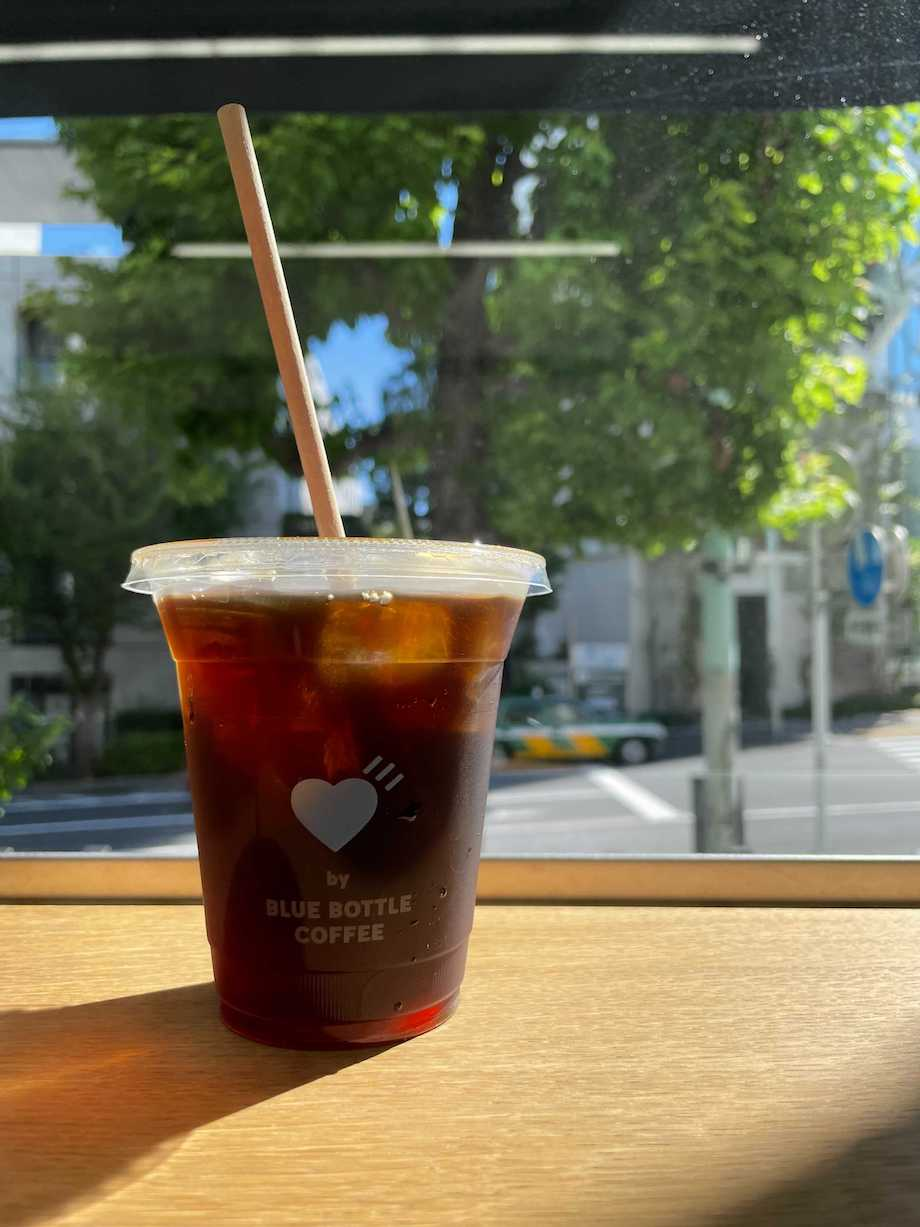 HUMAN MADE Cafe by Blue Bottle Coffee