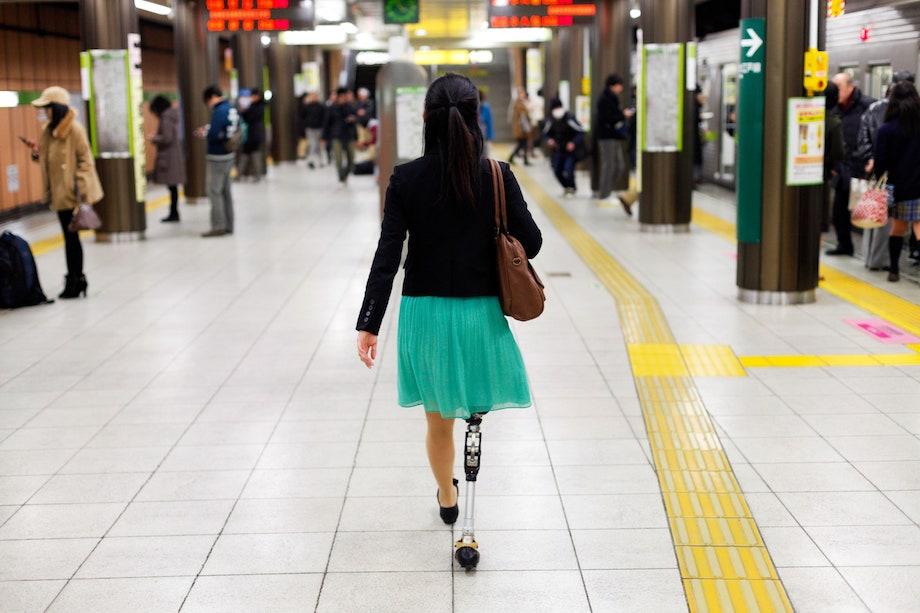 GA4「社会のダイバーシティを考える 立つ、歩く、走る―義足でこえる心の壁」