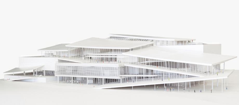 妹島和世+西沢立衛 / SANAA展「環境と建築」