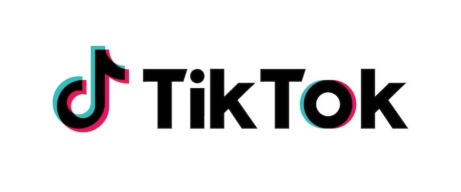 TikTok ロゴ