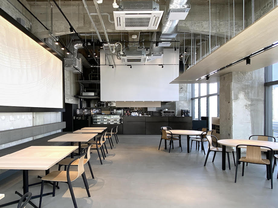 TERRADA ART COMPLEX CAFE(テラダ アート コンプレックス カフェ)