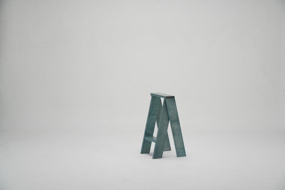 石巻工房 by Karimoku〈AA STOOL DYED BY BUAISOU〉