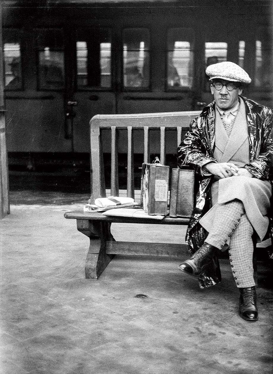写真:マドレーヌ・ルクー〈フジタの肖像〉1931年 メゾン=アトリエ・フジタ