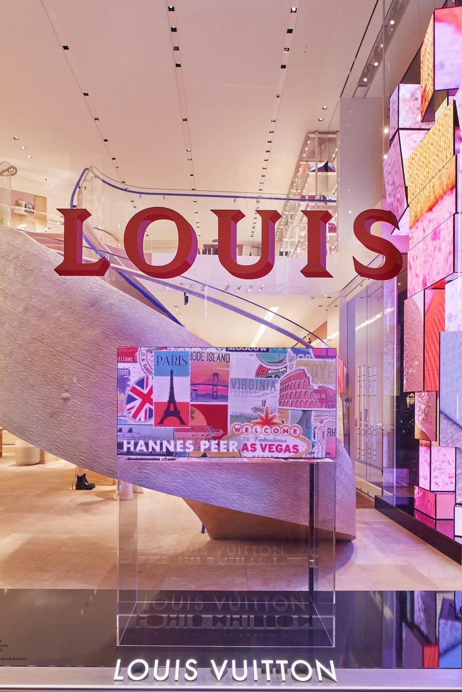 ルイ・ヴィトン創業者生誕200周年記念イベント「200 LOUIS」