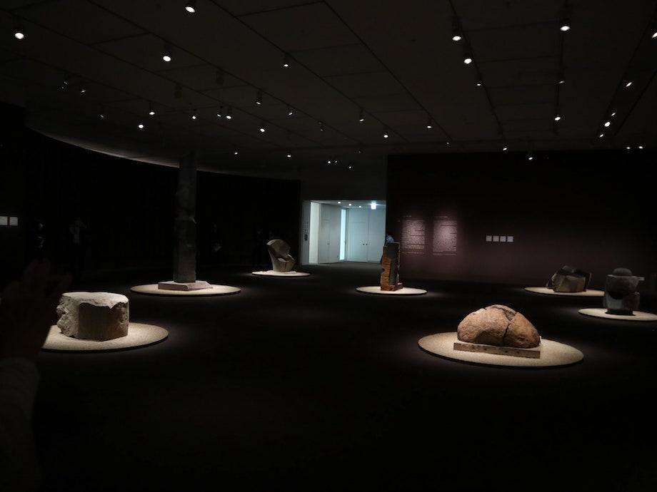 東京都美術館「イサム・ノグチ 発見の道」