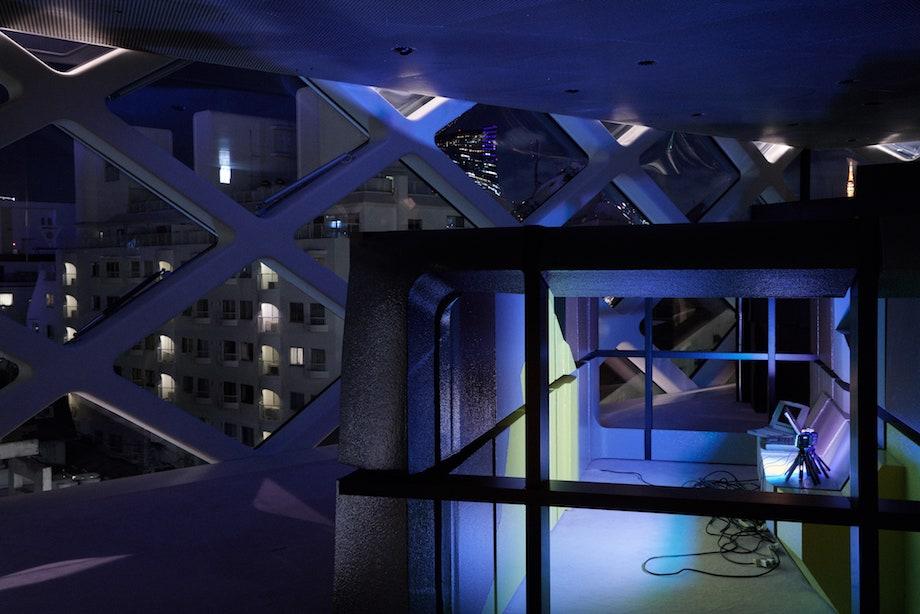 プラダ青山 企画展示「Sturm & Drang Preview Services(シュトゥルム & ドラング プレビュー サービス」