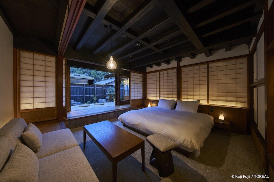 奈良井宿 古⺠家改修プロジェクト