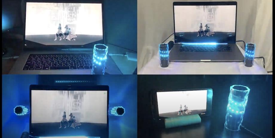 Home Sync Light(ホームシンクライト)実証実験