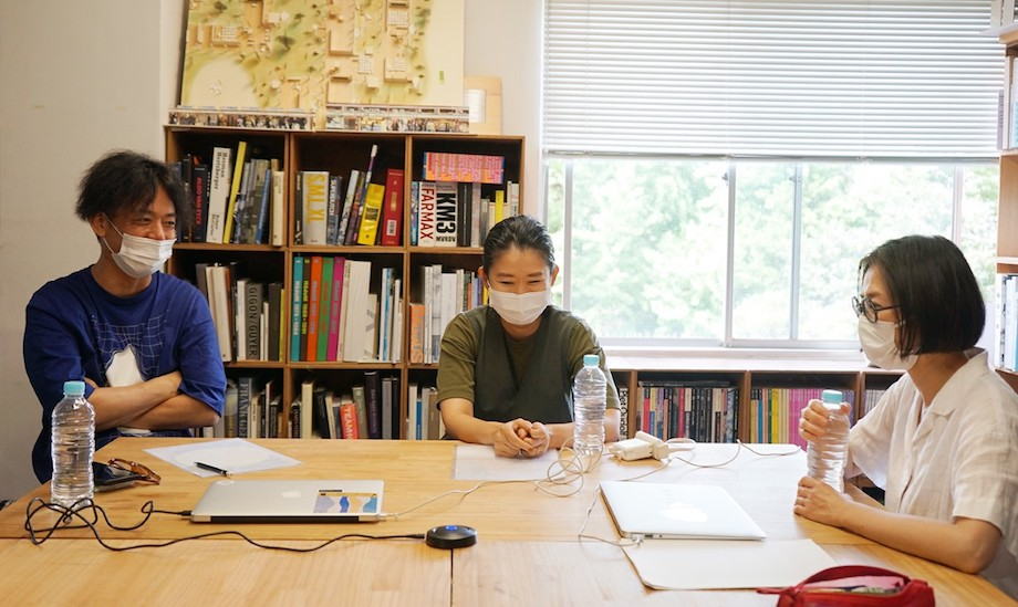 LIXIL「社会と住まいの未来を考える」乾久美子インタビュー鼎談