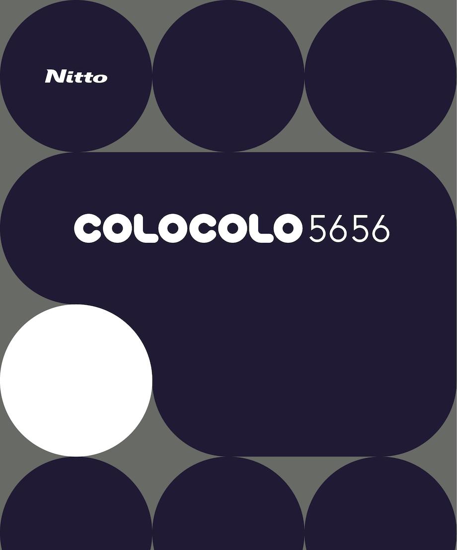 ニトムズ〈COLOCOLO5656(コロコロ・ゴーロクゴーロク)〉