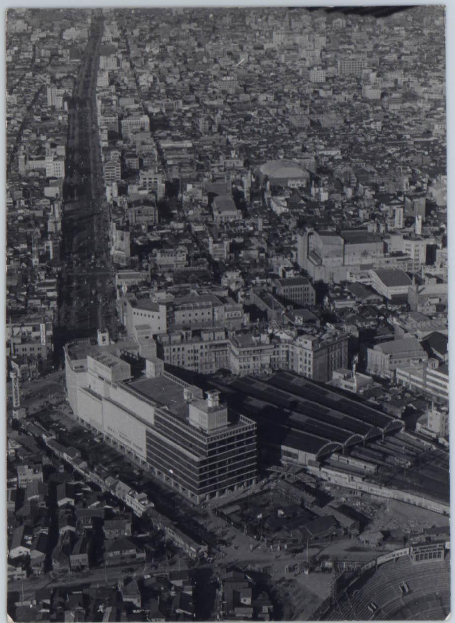 高島屋史料館TOKYO「建築家・坂倉準三と高島屋の戦後復興-「輝く都市」をめざして―」