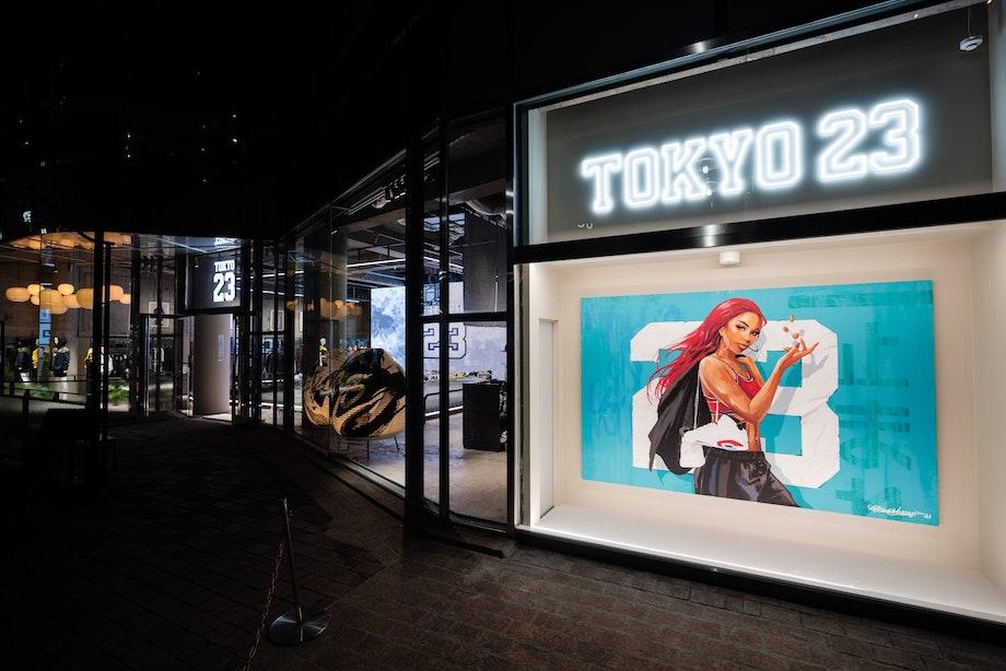 TOKYO 23(トーキョー 23)外観