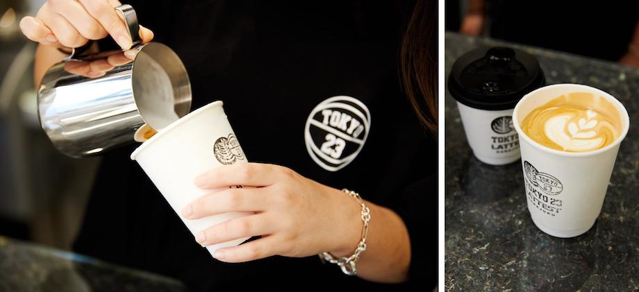 TOKYO 23(トーキョー 23)カフェ
