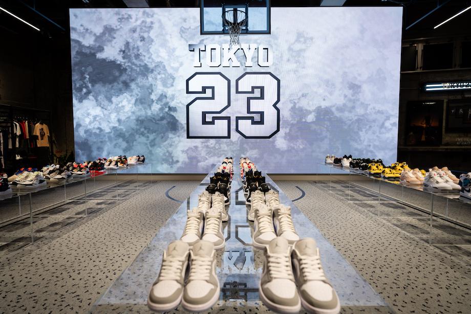 TOKYO 23(トーキョー 23)内観
