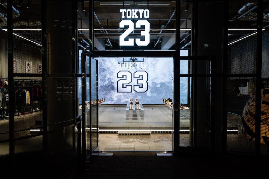 TOKYO 23(トーキョー 23)エントランス