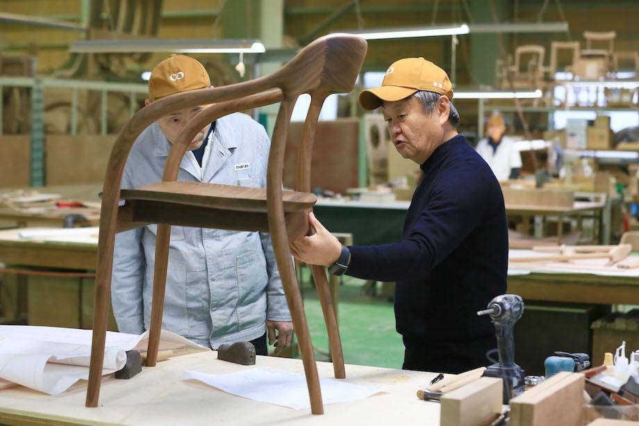 マルニ木工「MARUNI COLLECTION 2021」