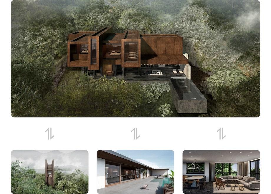 NOT A HOTEL プロジェクト