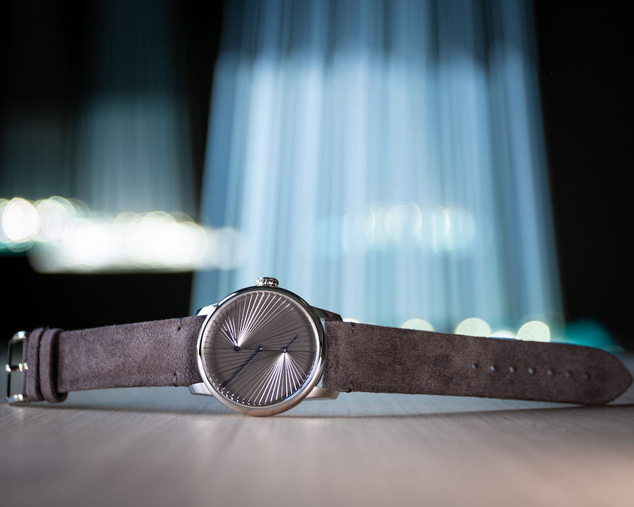 ルイ・エラール×アトリエ・オイ コラボ腕時計