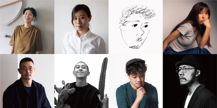 台湾デザインの祭典「未来の花見:台湾ハウス」クリエイター