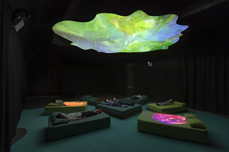 「ピピロッティ・リスト:YourEyeIsMyIsland-あなたの眼はわたしの島-」水戸芸術館現代美術ギャラリー