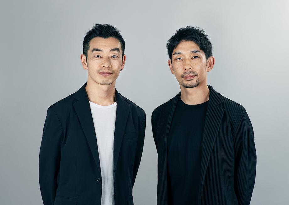 we+(林 登志也、安藤北斗)近影
