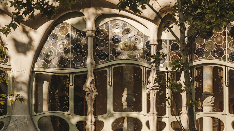 「未来をひらく窓―Gaudí Meets 3D Printing」展