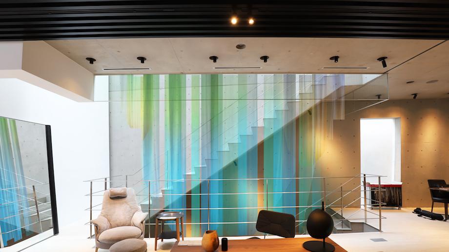 「DESIGNART TOKYO 2021」FLEXFORM TOKYO